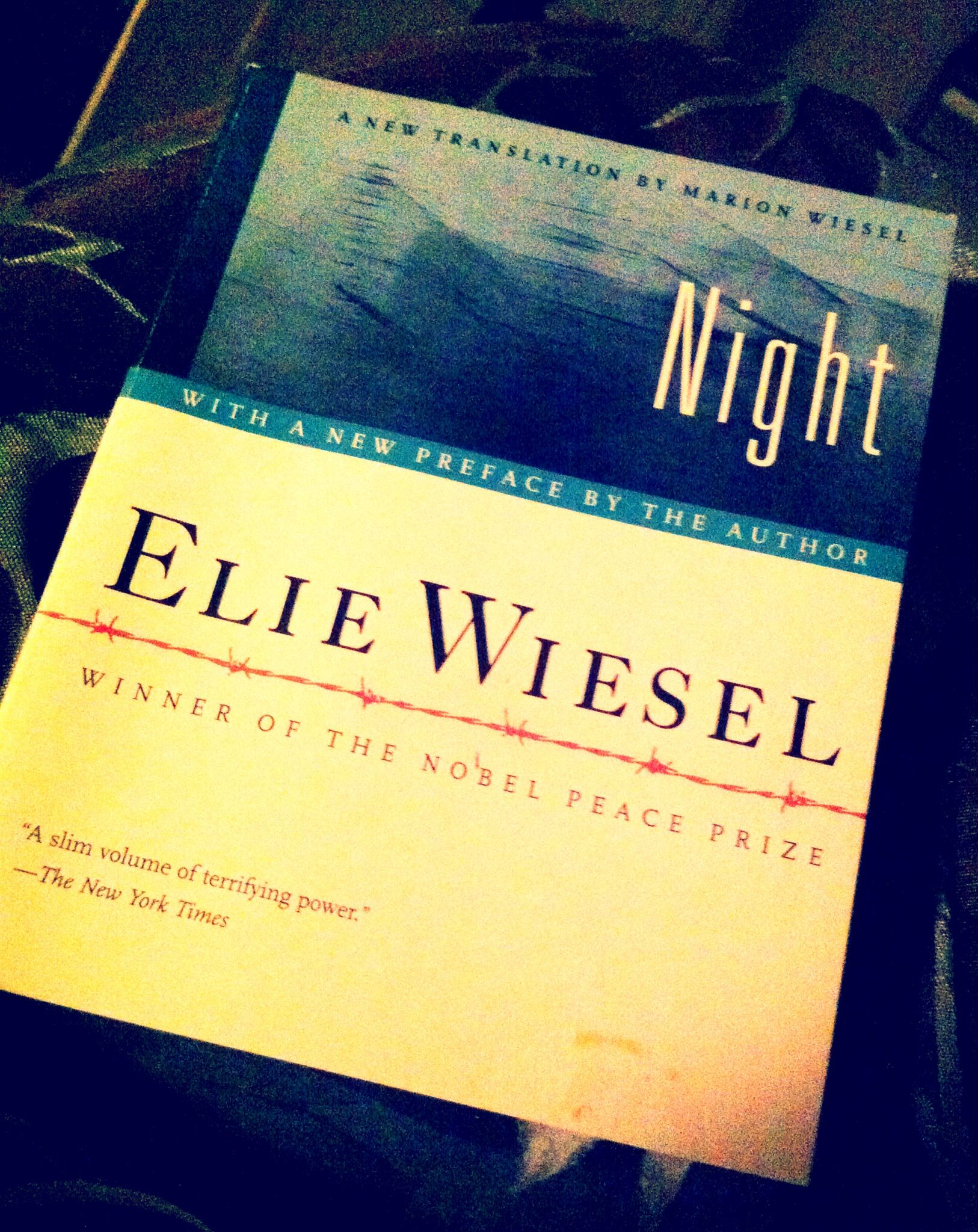 Night By Elie Weisel