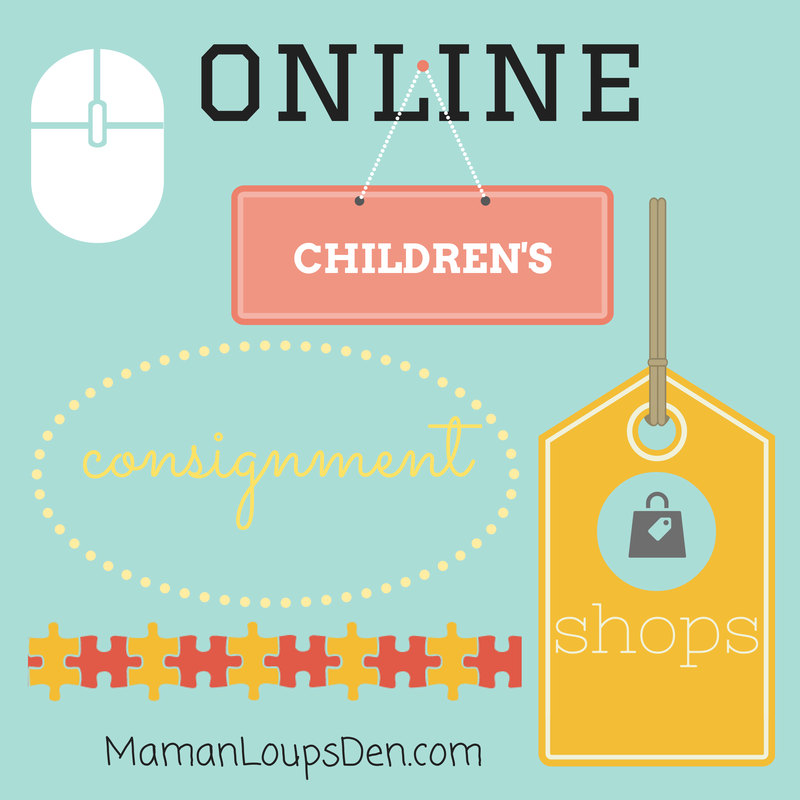 Online Children's Consignment Shops (With images ...