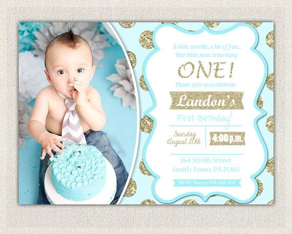 Printable download diy boys gold and blue gold and blue 1st printable download diy boys gold and blue gold and blue 1st birthday invitation 1st birthday invitation matching thank you card no pinterest filmwisefo Choice Image