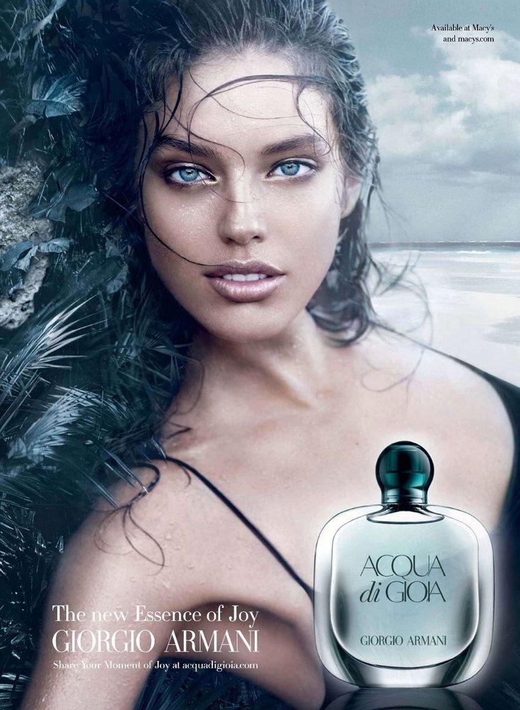 Parfums Di GioGiorgio Aqua ArmaniwomenPerfume Ads n80wOPk