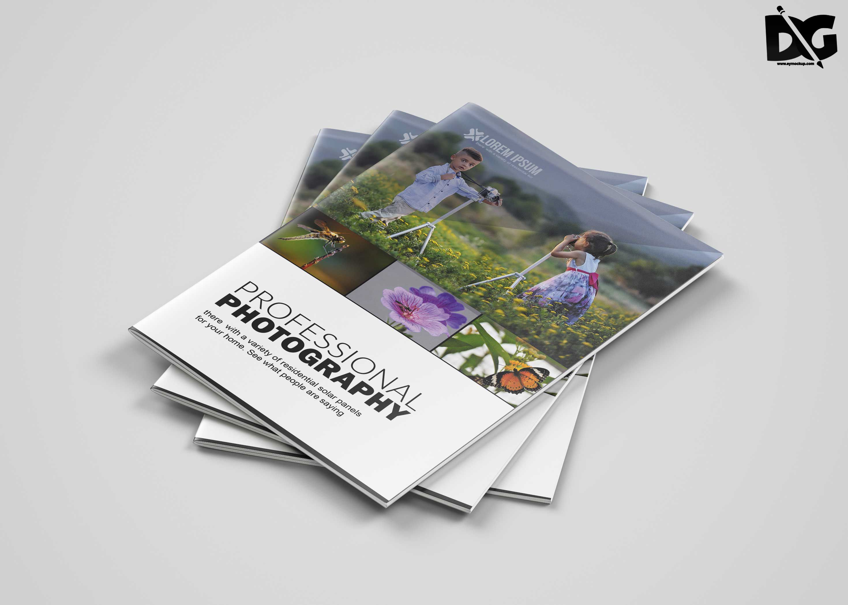pin by graphic designer on free psd brochure design resources