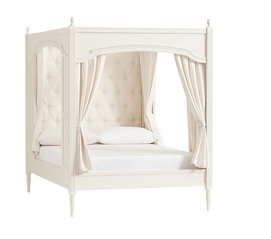 Blythe Carriage Bed   Pottery Barn Kids