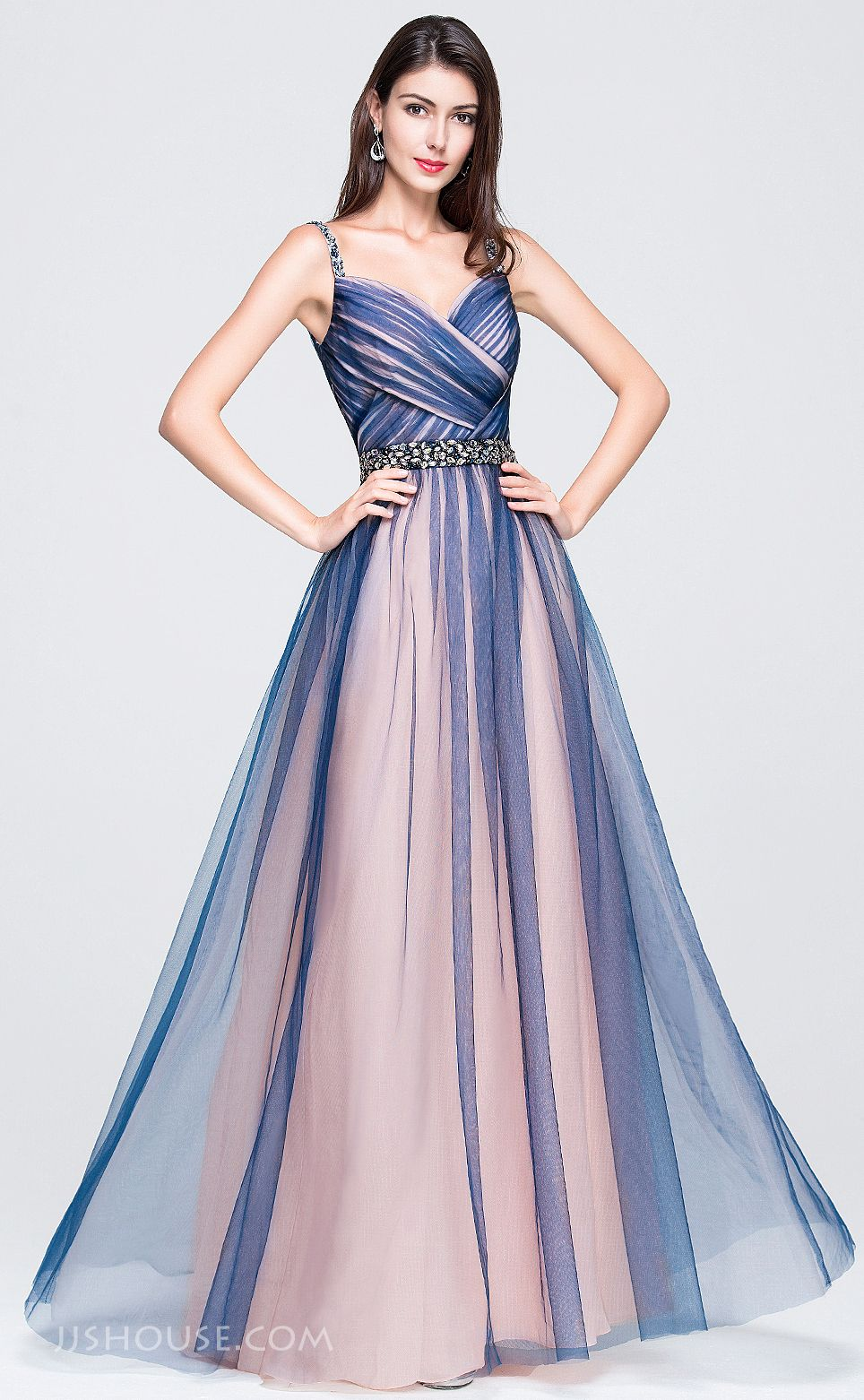 Pantone Color of the Year 2016 - Rose Quartz and Serenity.  JJsHouse  Party   Prom b8ac964ace8
