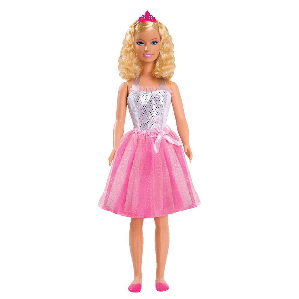 Christmas dress babies r us - My Size Barbie Just Play Toys R Us For