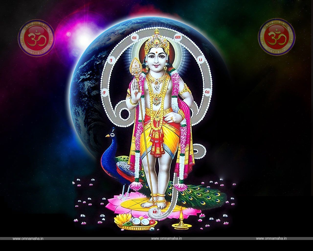 Omnamaha Is A Complete Devotional Website For Devotional Videos Stotras Live Tv Song Background Hd Wallpaper Lord Murugan Wallpapers Wallpaper Free Download