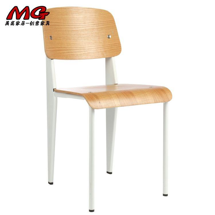 Standard Chair标准椅 新款钢架椅子 创意时尚餐椅子学生椅接待椅 淘宝网 Chair Furniture Modern Kitchen Tables