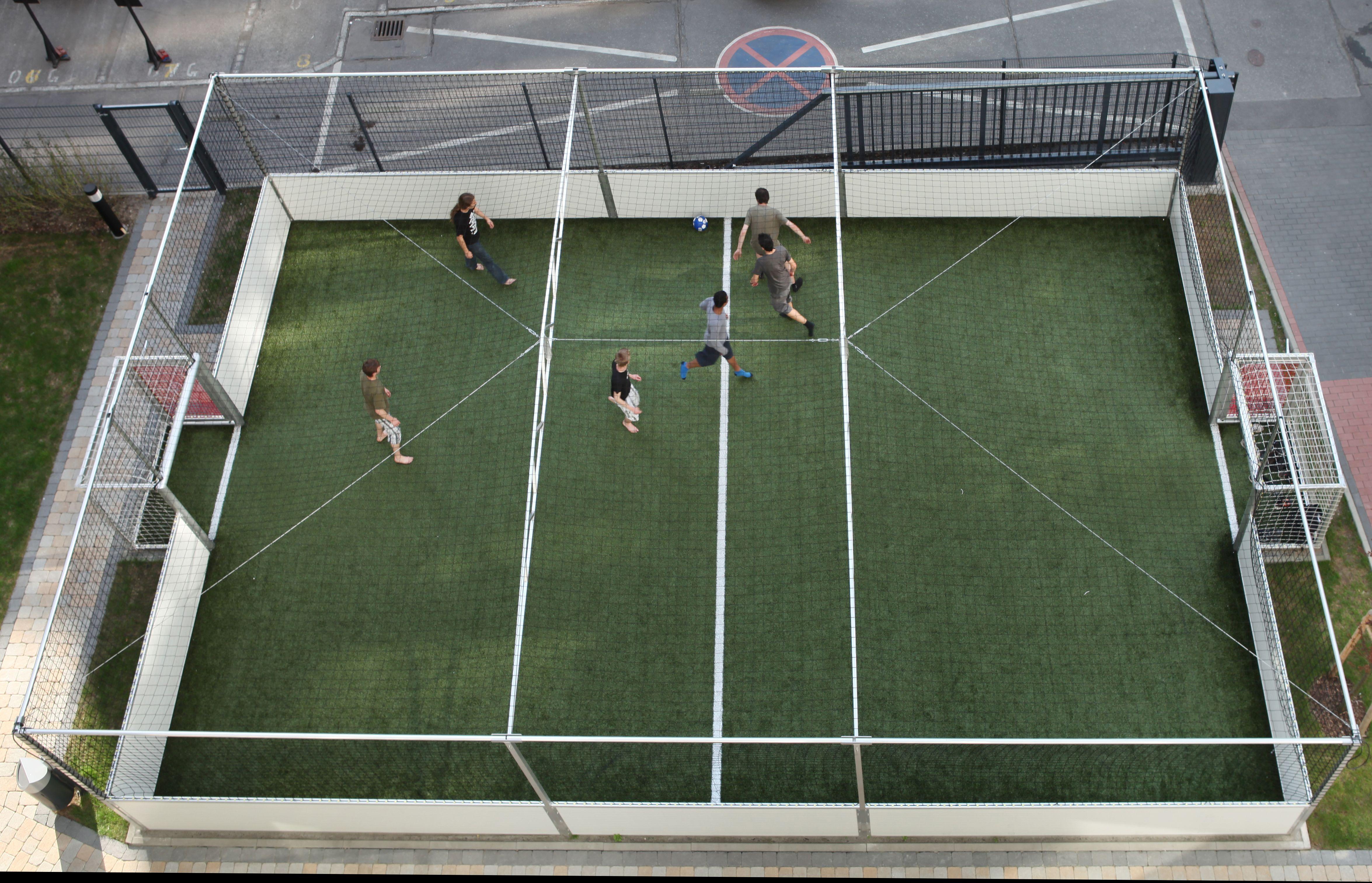 Popular  aletto Fussball Hotel Berlin Soccer Court