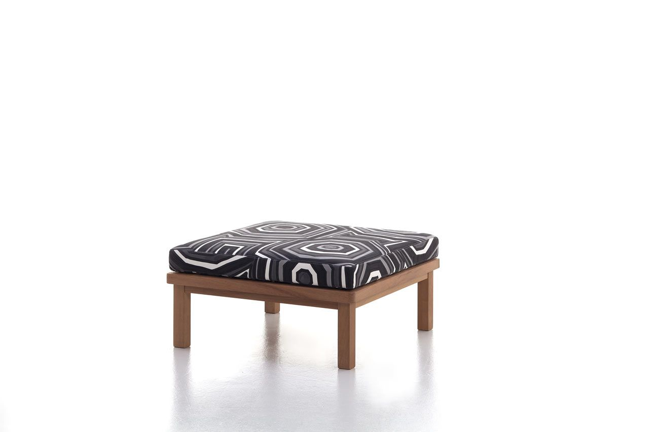 Matteo thun atelier designs a modern outdoor collection for very