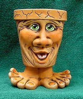 Ceramic people