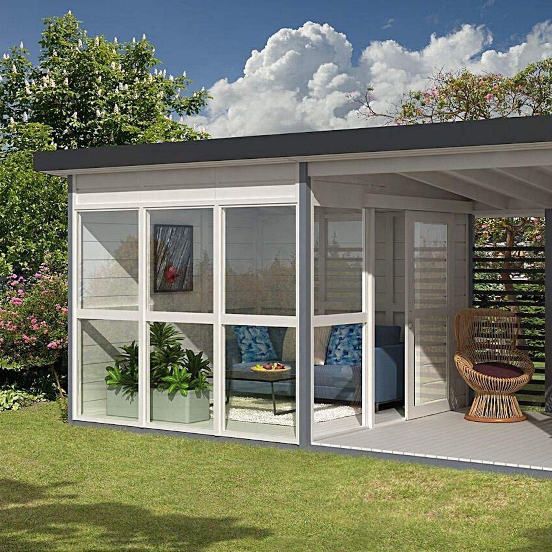 Arlanda | 180 SQF Garden House Kit | Prefab in 2019 ...