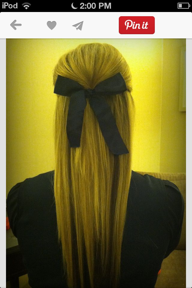 cheer hair peinados