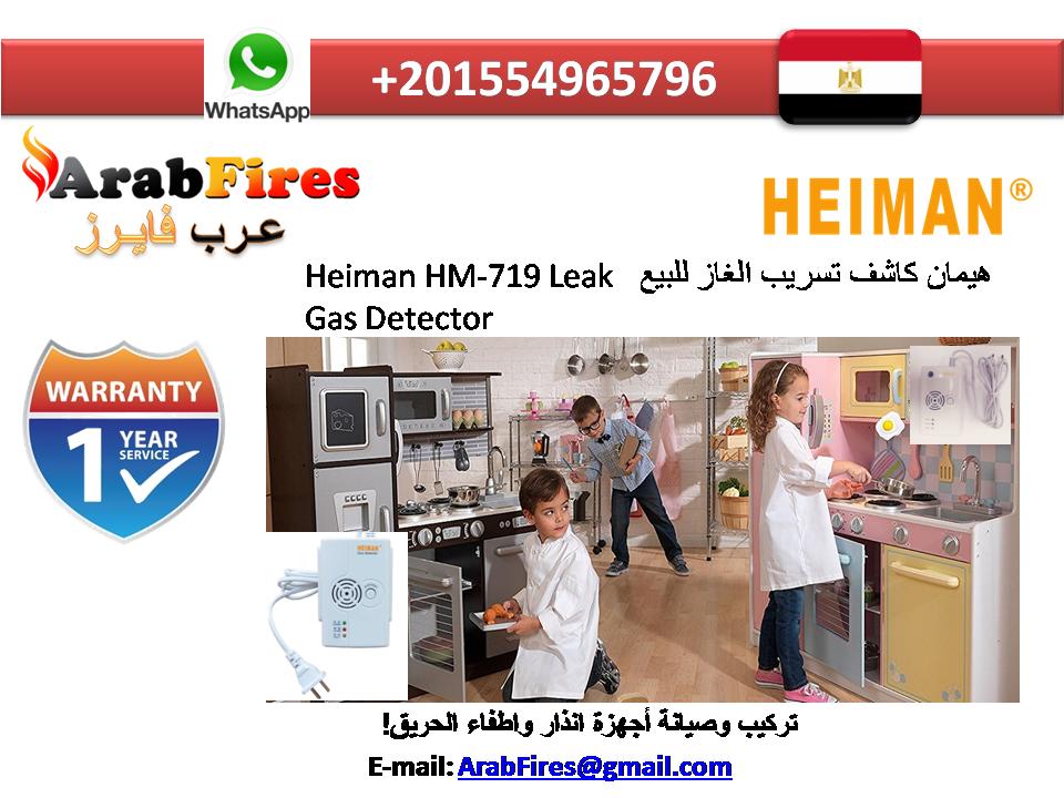 كواشف غاز للبيع هيمان لاول مرة في مصر Leek Gas Detector Allin1 Heiman Hm 710 Gas Detector Detector Leaks