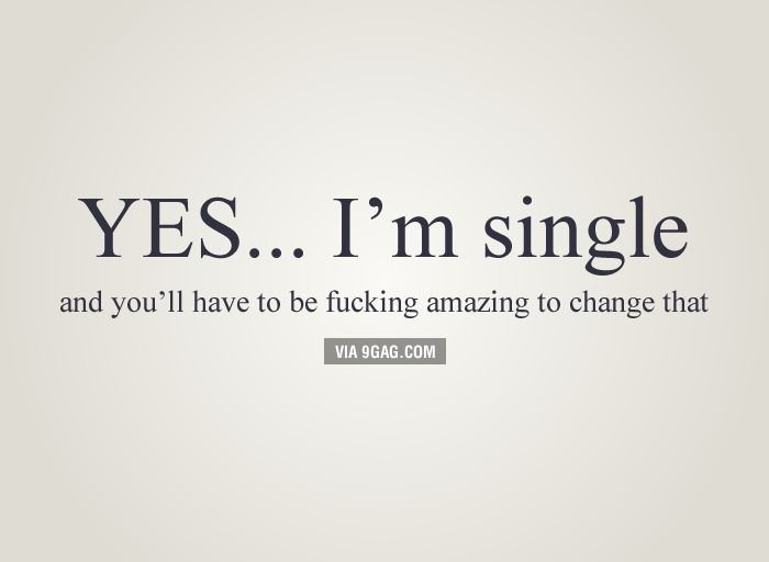Single And Proud Its All Attitude Quotes Me Quotes Im Single