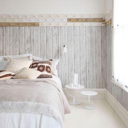 Slaapkamer behang ideeën | Slaapkamer romantiek | Pinterest ...