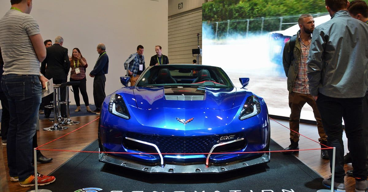 Genovation 700 Hp Electric Corvette Best Hybrid Cars View The Top Ranked And At U S News See How Toyota Camry
