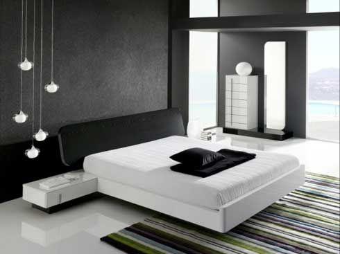 Diseo de Interiores Arquitectura Habitaciones Minimalistas