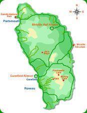 Dominica Real Estate Caribbean Real Estate Buy Safe Haven Land