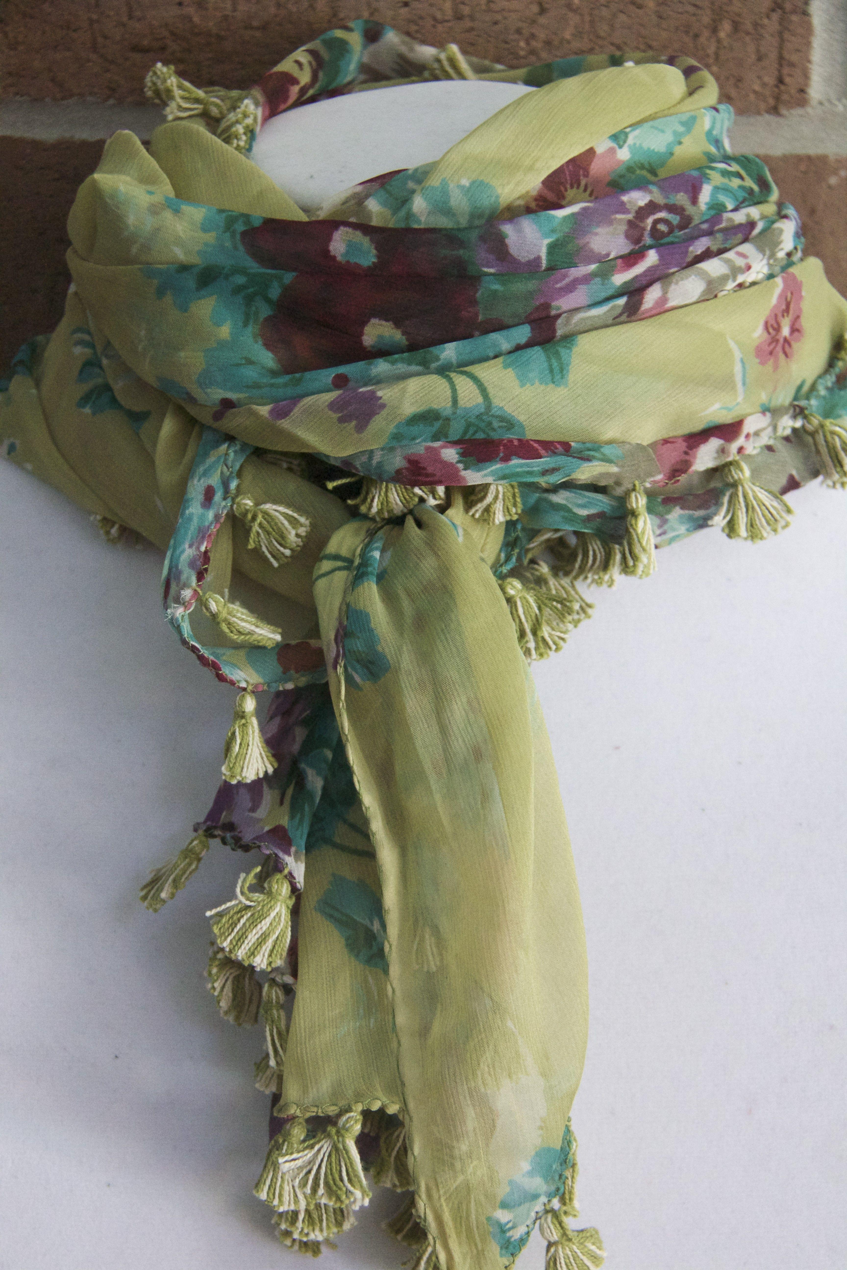 3f9180d53ed3 Survivor Made Goods - Green Garden - Scarves - Accessories