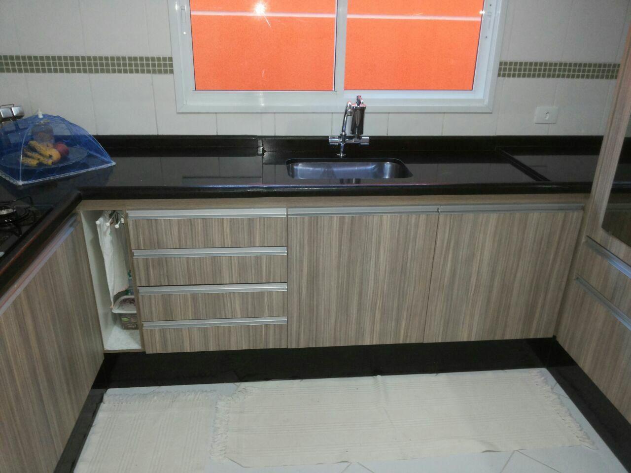 Cozinha Planejada Pequena Apartamento Cozinha Planejada Em Mdf