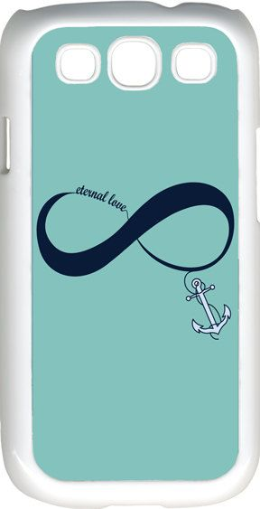 I Want This For My Phone Infinity Symbol Eternal Love Design With