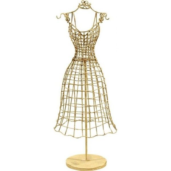 Mini Wire Mannequin, Mannequins ❤ liked on Polyvore | Present ideas ...