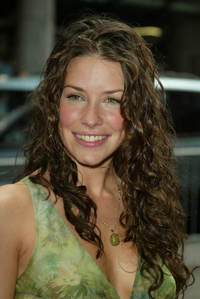 post pics of hair you like... | Evangeline lilly