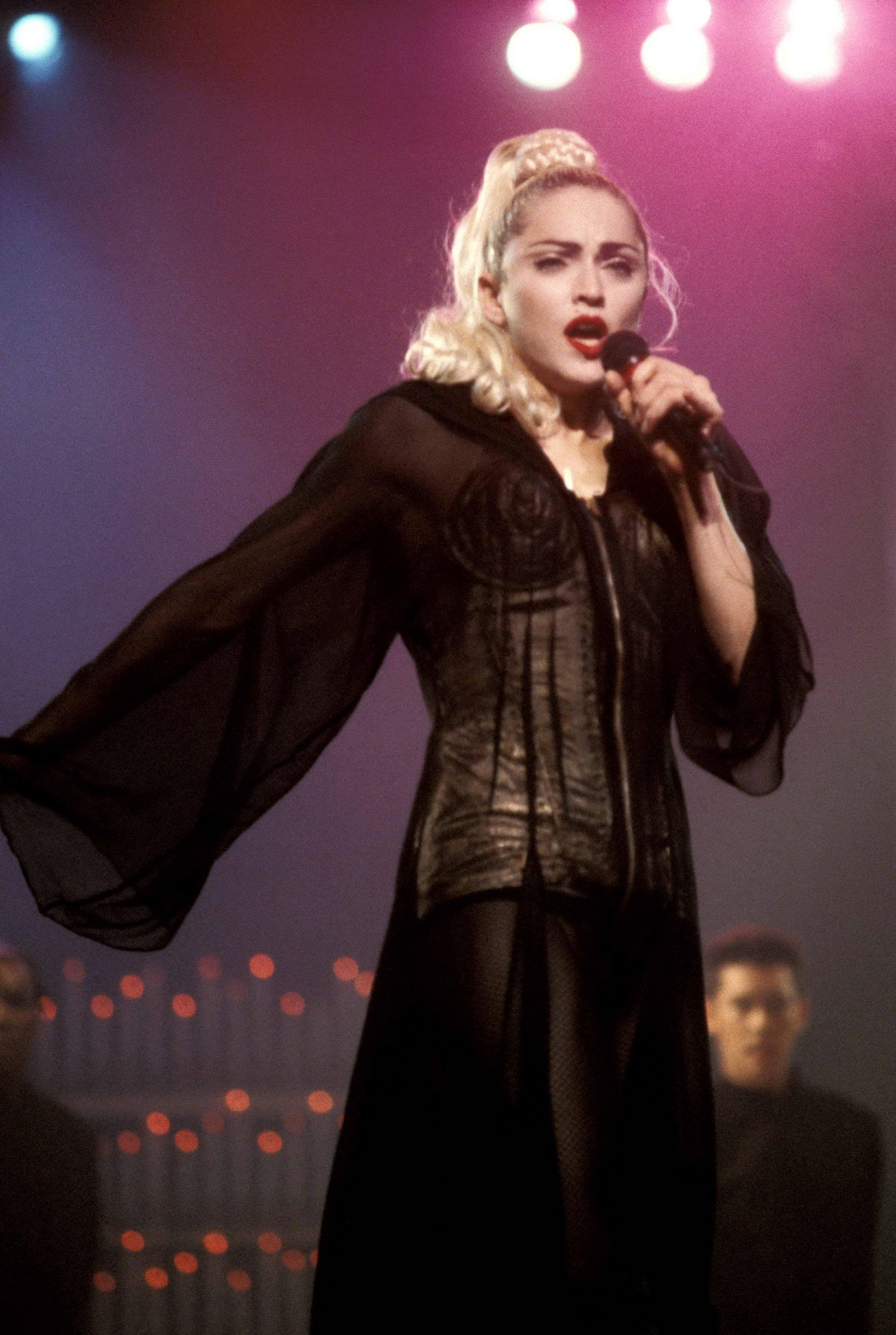 Madonna Blond Ambition Tour | Madonna | Pinterest