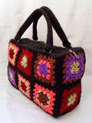 Häkelmuster Fundgrube: Taschen | Häkeln Tasche | Pinterest ...