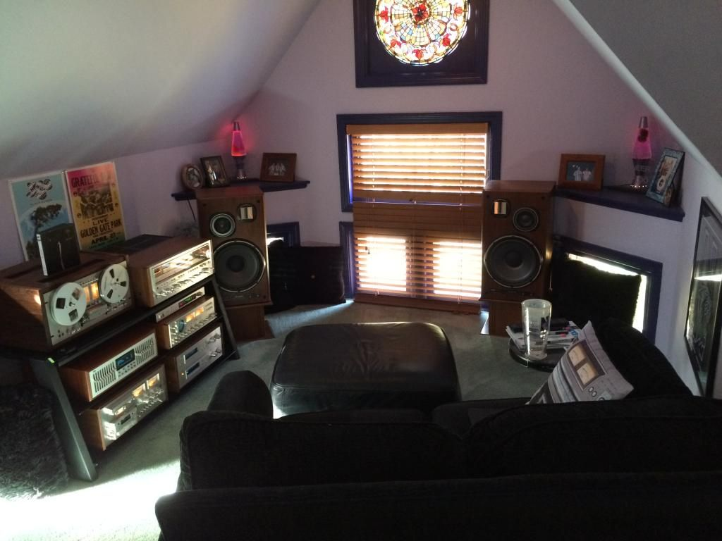 Pics of your listening space - Page 932 - AudioKarma.org Home Audio Stereo Discussion Forums