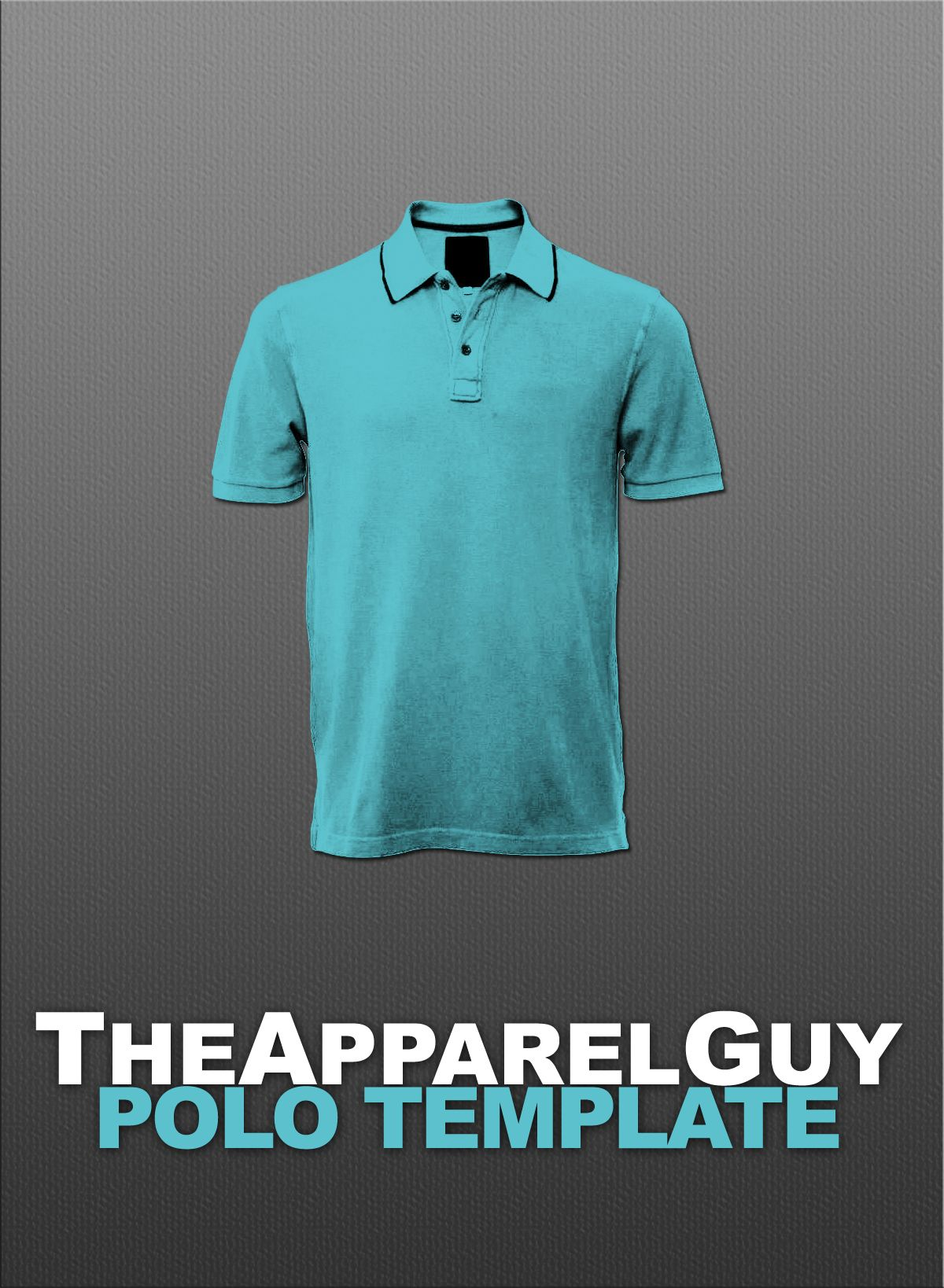 Download Basic Polo Psd Clothing Templates Fashion Design Template Mens Tees