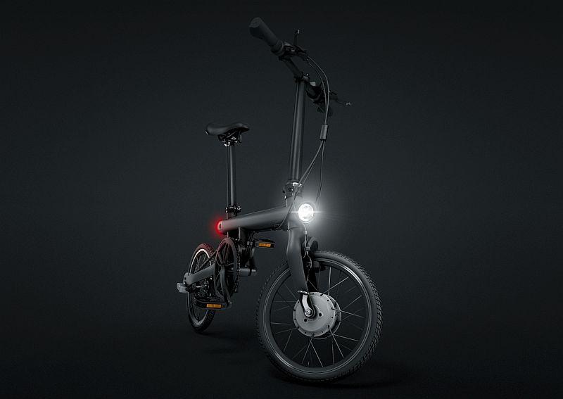 Xiaomi Qicycle The Cheap 7kg Carbon Fibre Electric Folding Bike