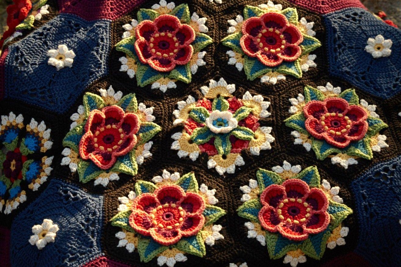 Stylecraft Frida\'s Flowers CAL Pack – Classique Cotton | Frida y Tejido