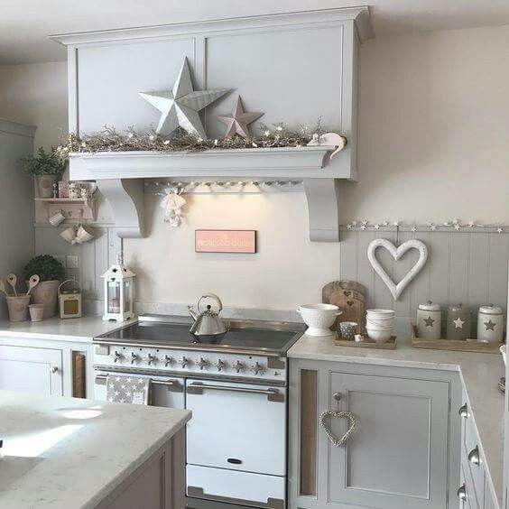 Kitchen Shelf Arrangement: Oven And Shelf Arrangement Over