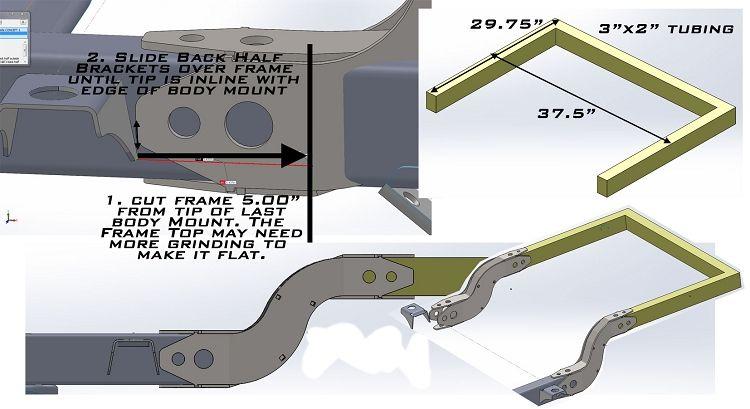 TJYJ Back Half Frame Kit Cars Pinterest – Jeep Compass Radio Wiring Diagram