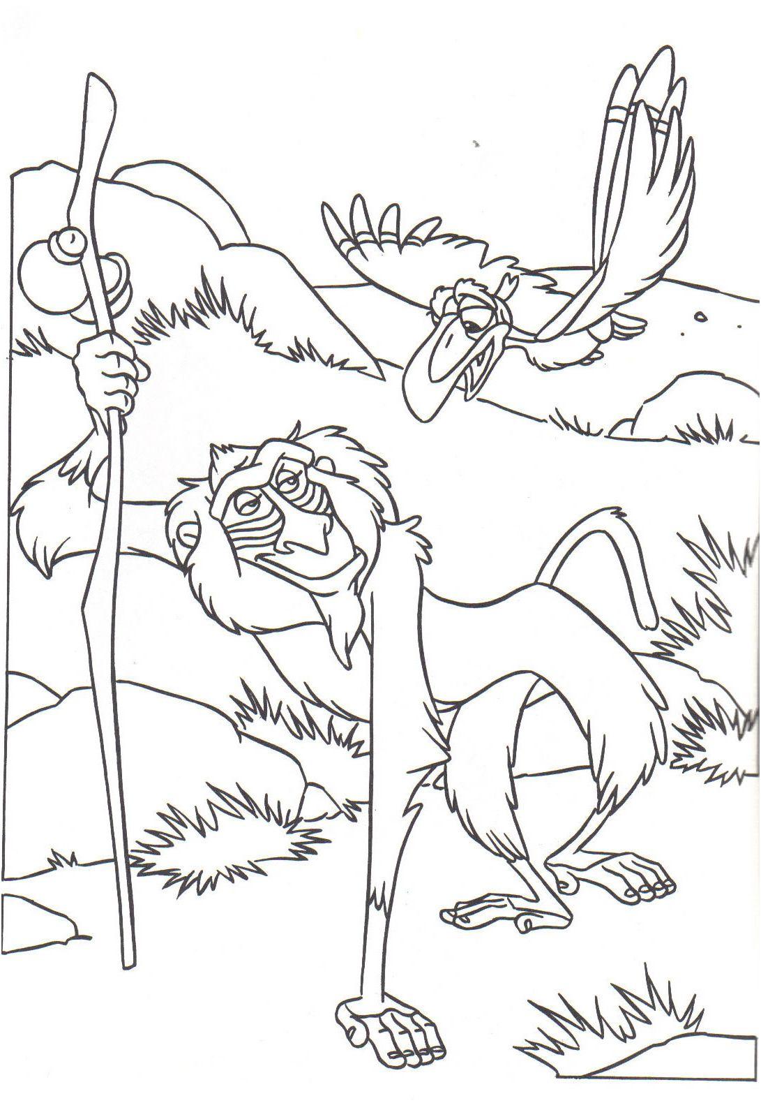 9 Bon Coloriage Roi Lion Photos Coloriage Le Roi Lion Le Roi Lion Lion Coloriage