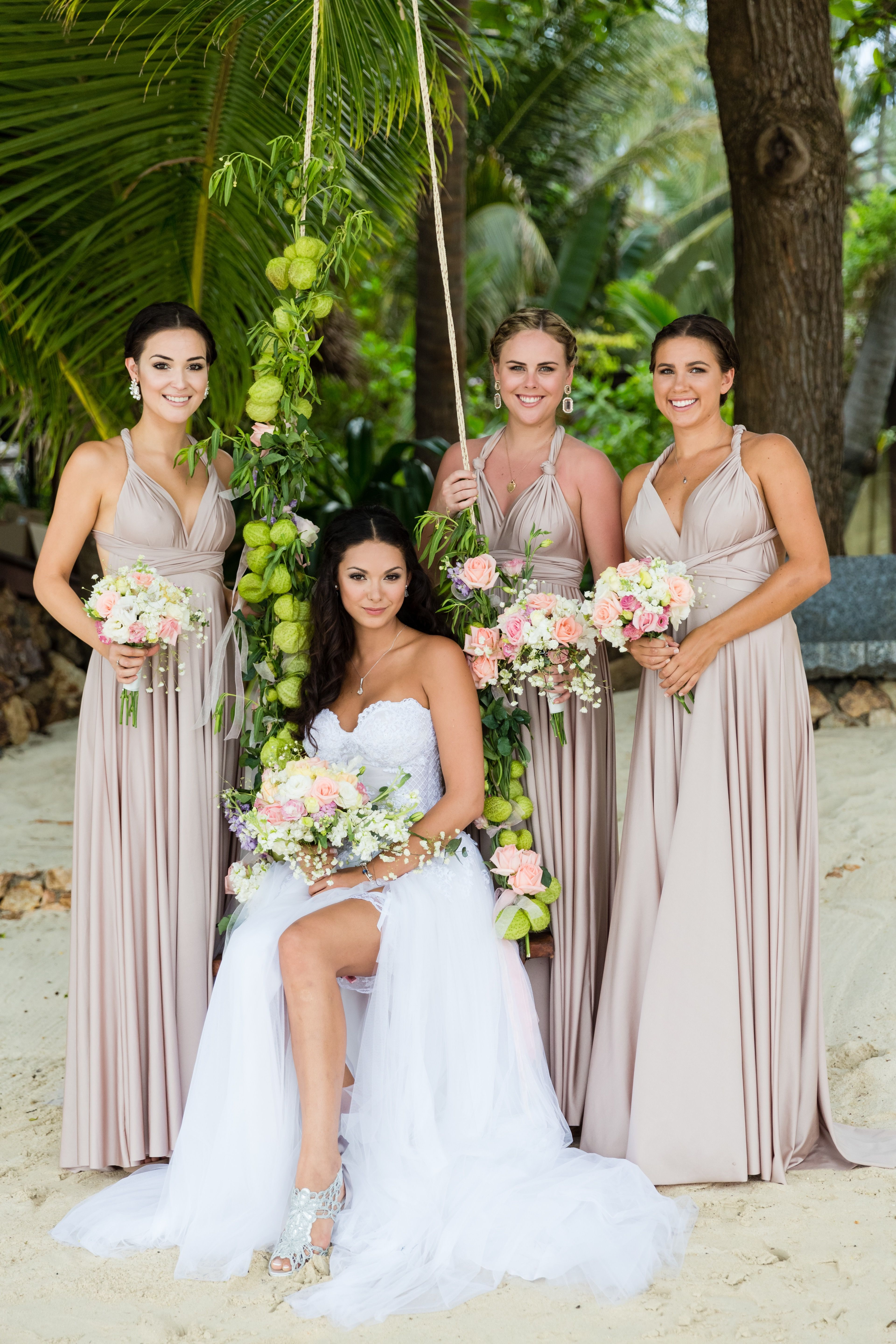 Our flattering signature multiway bridesmaids dresses goddess our flattering signature multiway bridesmaids dresses goddess by nature ombrellifo Choice Image