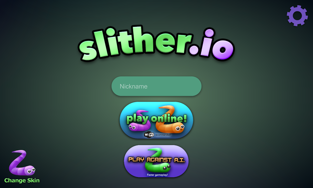 Pin on Slitherio game
