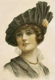 Image result for Edwardian female portraits