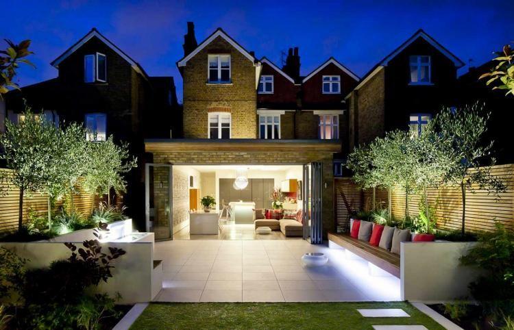 Fantastic Modern Garden Lighting Ideas