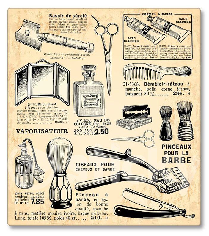 Old School Barber Con Imagenes Historia De La Barberia