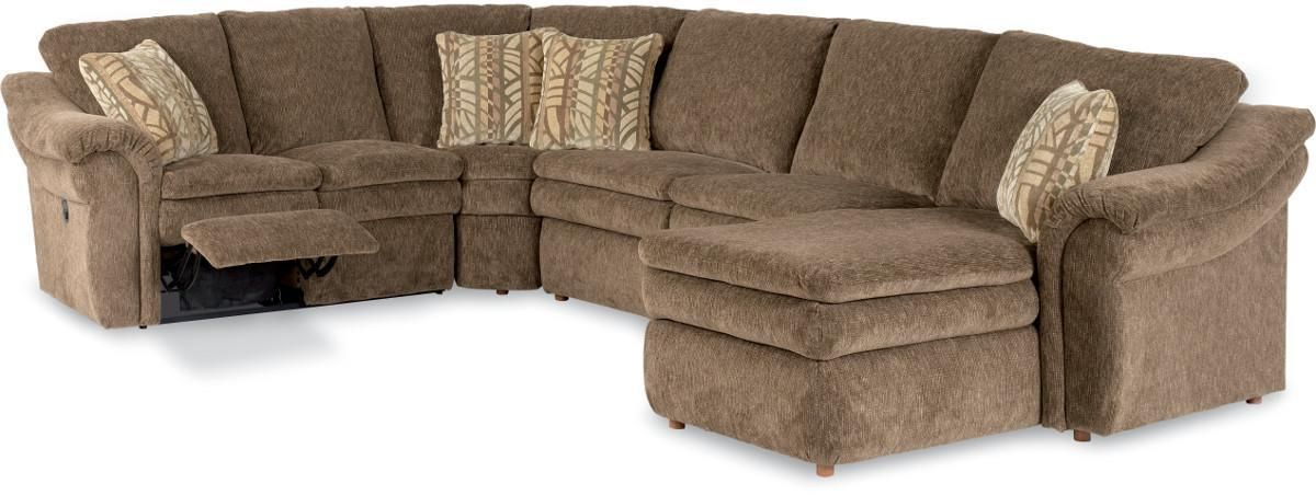 Sectional Sofa With LAS Chaise