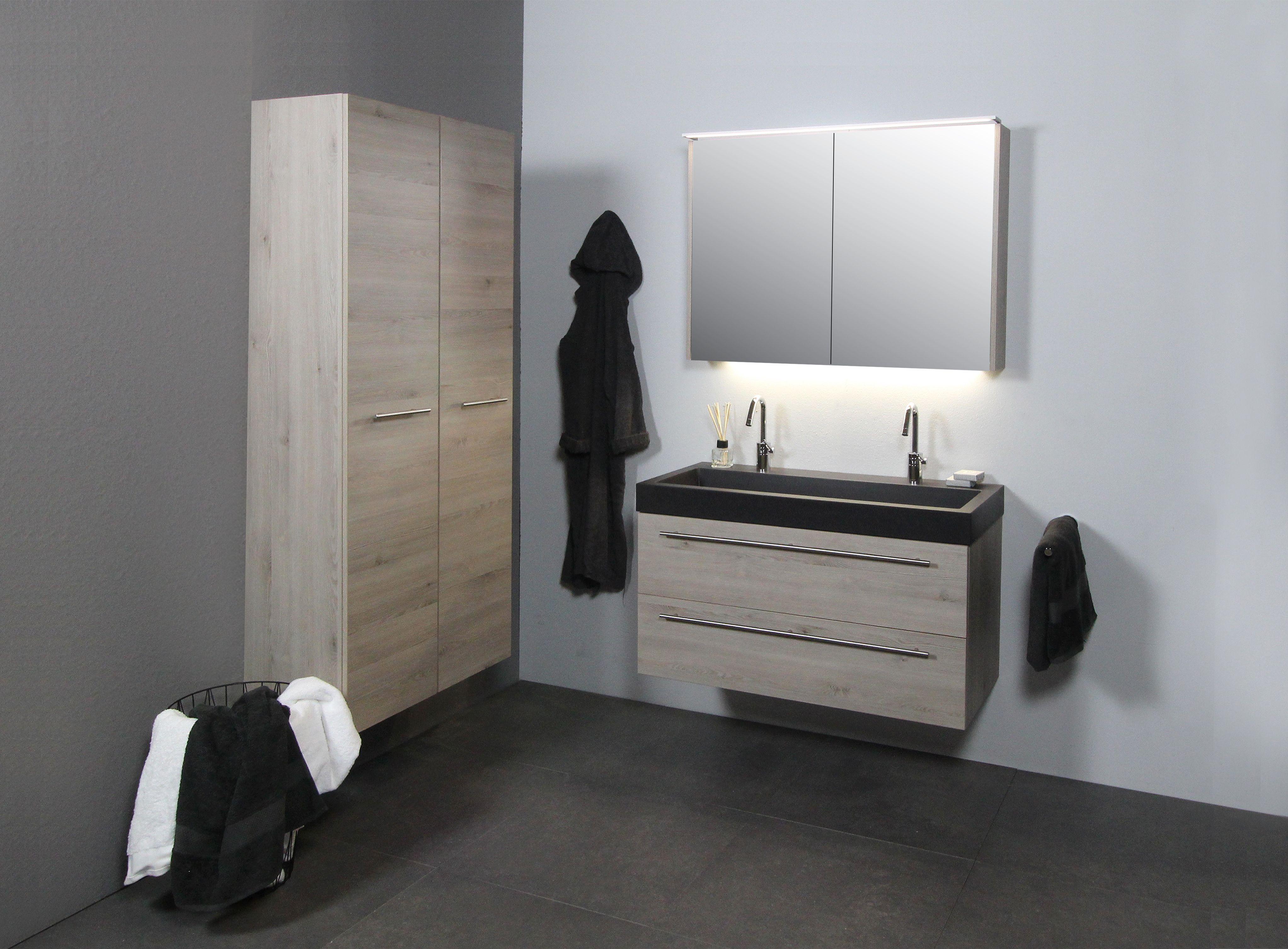 Bent u op zoek naar een stoere eyecatcher in uw badkamer? kies voor