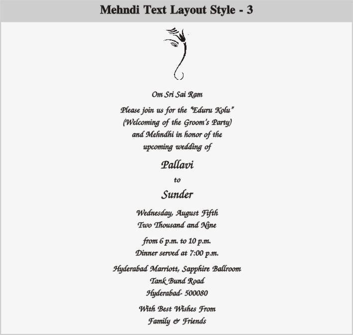 Mehndi Party Invites : Wording for mehndi invitation google search wedding