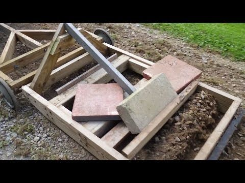 Homemade Driveway Grader For Lawn Or Garden Tractor Tractors Garden Tractor Garden Tool Organization