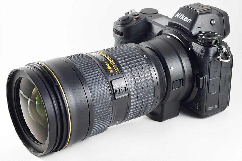Nikon Z7 And Af S Nikkor 24 70mm F 2 8g Ed Lens Best Camera Compact Camera Camera Photography
