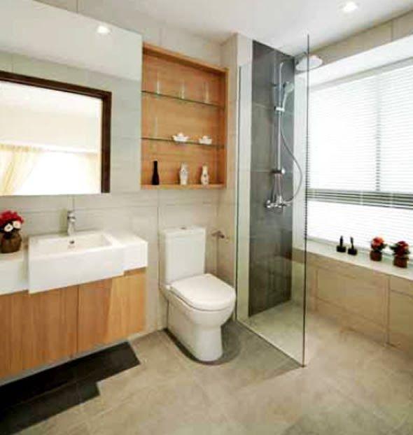 Wohn Badezimmer Design Ideen - Wohn-Badezimmer-Design-Ideen
