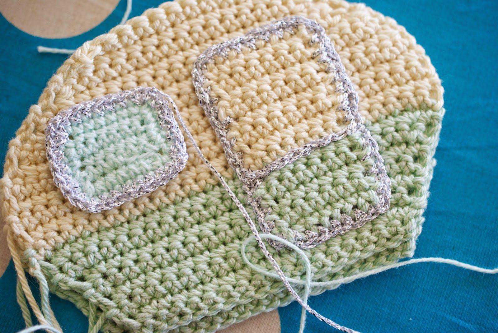 Greedy For Colour: How to Crochet a Mini Vintage Caravan!!!   My ...