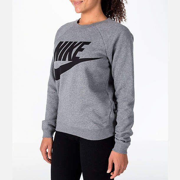 97583526193f Nike Women's Sportswear Rally Crew Sweatshirt   Products   Nike ...