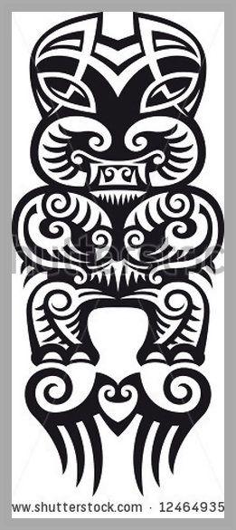7c018e0e4 Taniwha the monster Maori styled tattoo design Raster Check my portfolio  for a vector version