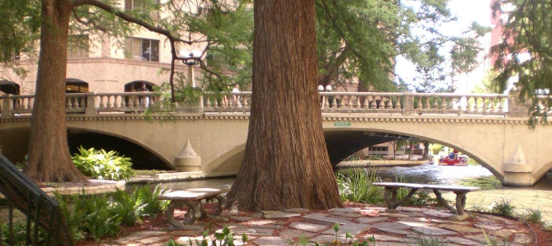 Renew Vows on San Antonio Riverwalk\'s Wedding Island-15 year? | Vow ...